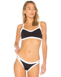 Seafolly - Block Party Sport Top - Lyst