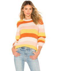 Stine Goya - Kalle Sweater In Orange - Lyst