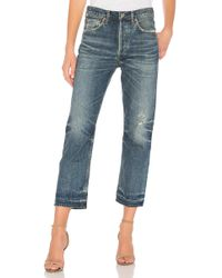 Citizens of Humanity - Gia Straight - Lyst