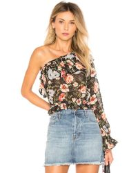 Tularosa - Elinor Top In Black - Lyst