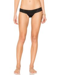 Beach Bunny | Crochet Lady Lace Skimpy Bikini Bottom | Lyst
