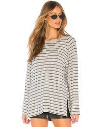 LNA - Spell Sweater In Gray - Lyst