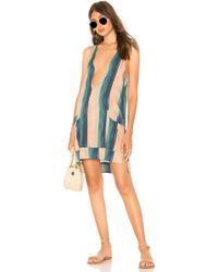 ViX - Cecile Dress In Green - Lyst