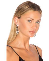 Jennifer Behr - Violet Dangle Earrings - Lyst