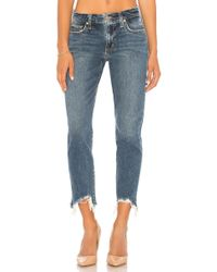 Joe's Jeans - Skyler Smith Crop Skinny - Lyst