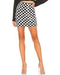 X By NBD - Tom Embellished Skirt - Lyst