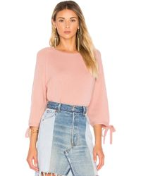 Velvet By Graham & Spencer   Nicolette Pullover Sweater   Lyst