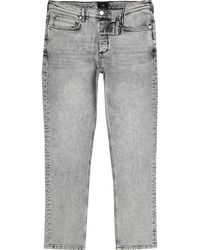 River Island - Wash Dylan Slim Fit Jeans - Lyst