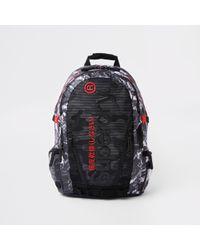 Superdry - Mesh Backpack - Lyst