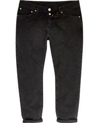 River Island | Black Jimmy Slim Tapered Jeans | Lyst
