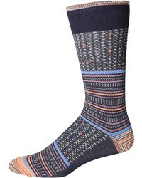 Robert Graham - Jules Socks - Lyst
