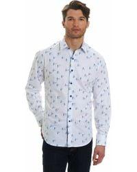 Robert Graham - Reid Sport Shirt Big - Lyst