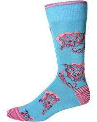 Robert Graham - Villers Socks - Lyst