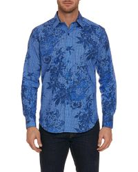 Robert Graham - Rowe Sport Shirt - Lyst