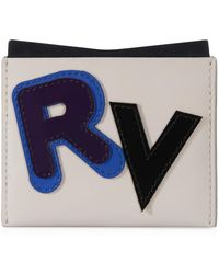 Roger Vivier - Credit Cards Holder In Patent Leather - Lyst