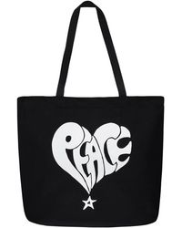 Stussy - Peace Tote - Lyst