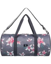 Roxy - Large Duffle Travel Bag - Lyst