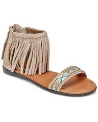 Minnetonka - Morocco Sandals - Lyst
