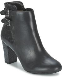 Hush Puppies - Ilsa Sisany Low Ankle Boots - Lyst