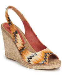 Missoni - Vm046 Sandals - Lyst