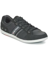 Helly Hansen - Kordel Leather Shoes (trainers) - Lyst