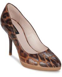 ESCADA - As701 Court Shoes - Lyst