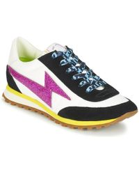 Marc Jacobs - Astor Lightning Bolt JOGGER Shoes (trainers) - Lyst