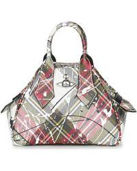 59224595da Vivienne Westwood Derby 7112 Vivienne's Bag Harlequin - Lyst