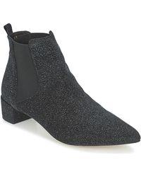 Miista - Beau Leather Chelsea Boots - Lyst