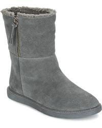 Roxy - Jocelyn J Boot Chr Mid Boots - Lyst