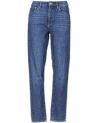f2c67a76a31 G-Star RAW Attac Low Boyfriend Women's Jeans In Blue in Blue - Lyst
