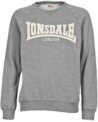 Lonsdale London - Chichester Sweatshirt - Lyst