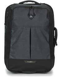 Rip Curl - F-light 2.0 Cabin Midn Men's Soft Suitcase In Black - Lyst