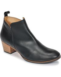 Emma Go - Wallace Women's Low Ankle Boots In Black - Lyst