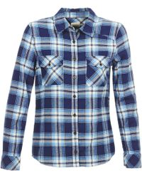 Billabong - Out Of Bounds Shirt - Lyst