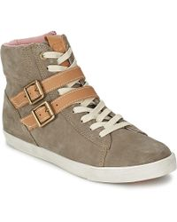 Timberland - Earthkeepers® Glstnbury Snkr Hi Top Shoes (high-top Trainers) - Lyst