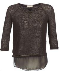 Moony Mood Fouli Long Sleeve T-shirt - Black