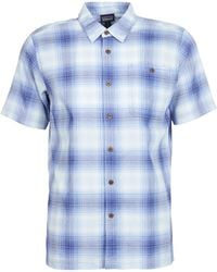 Patagonia - A/c Shirt Men's Short Sleeved Shirt In Multicolour - Lyst