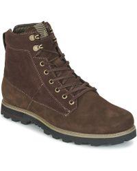 Volcom - Smithington Boot Mid Boots - Lyst
