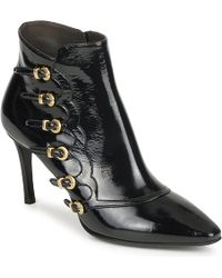 Michel Perry - 13163 Low Ankle Boots - Lyst