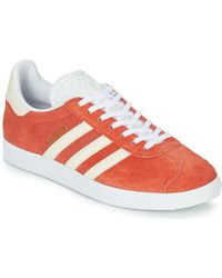 new style 7e186 6e815 adidas - Gazelle W Shoes (trainers) - Lyst