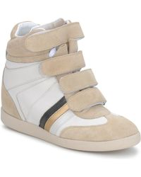 Serafini - Tuillerie Shoes (high-top Trainers) - Lyst