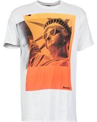 Bench - Gleam T Shirt - Lyst