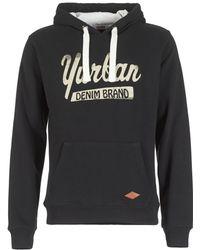Yurban - Elantern Men's Sweatshirt In Black - Lyst