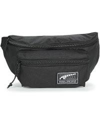 PUMA S Portable Men s Shoulder Bag In Black in Black for Men - Lyst 2da853a5cb6f4