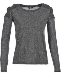Rip Curl - Quillota Women's Long Sleeve T-shirt In Grey - Lyst