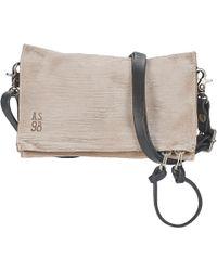 A.S.98 - Lara Shoulder Bag - Lyst