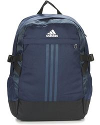 c7e014fb71 Adidas Bp Power Iv Men s Backpack In Black in Black for Men - Lyst