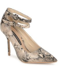 French Connection - Jamelia Pointed Stiletto Heels - Lyst