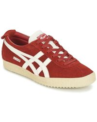Onitsuka Tiger - Mexico Delegation Suede Trainers - Lyst